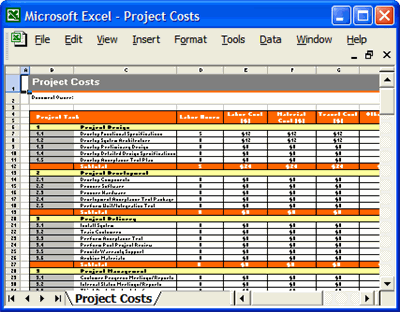 Quality Assurance Plan Template MS Word  7 Excel