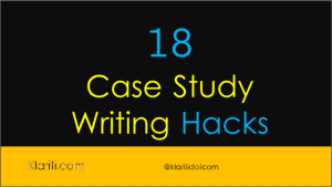 How to Write Short Case Studies to Generate Leads
