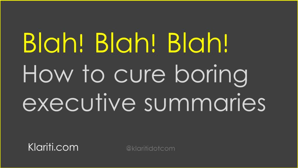 executive-summary-boring