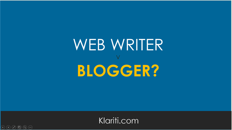 web-writer-blogger
