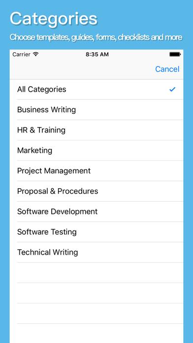 klariti-template-store-app-categories