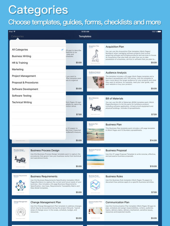Apple Itunes Template App Ms Office Iwork Pagesnumber Templates